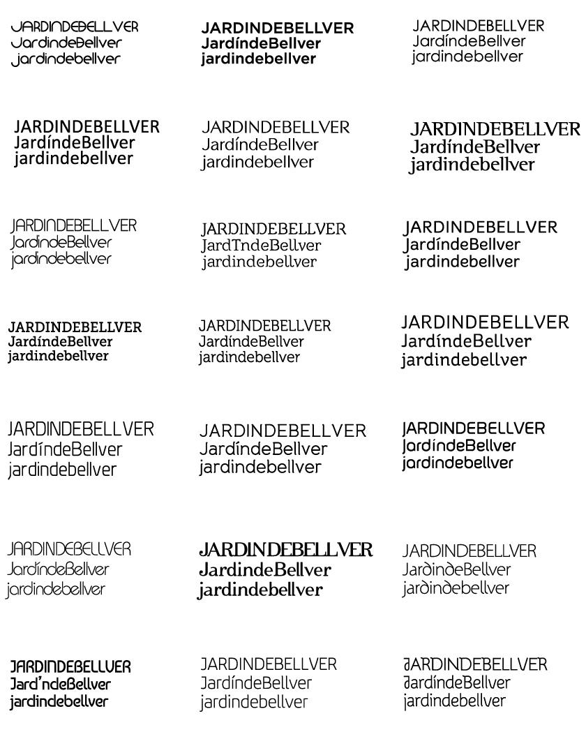 Dise o de logotipos c mo crear una tipograf a personalizada para un logotipo 1 parte - Nombres originales empresas ...